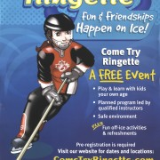 Come Try Ringette poster sample